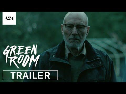 Green Room trailers