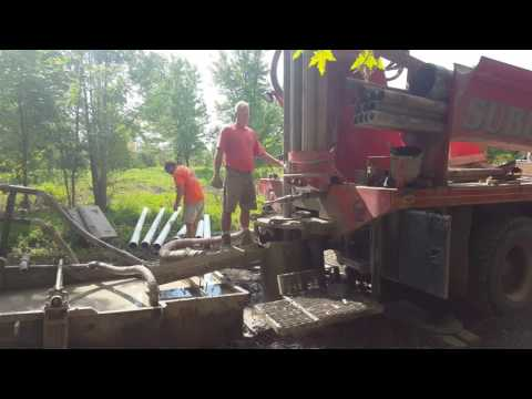 Drilling Water Well II