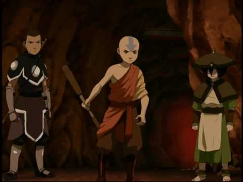 Avatar Last Airbender - Azula Day Of Black Sun Part 2
