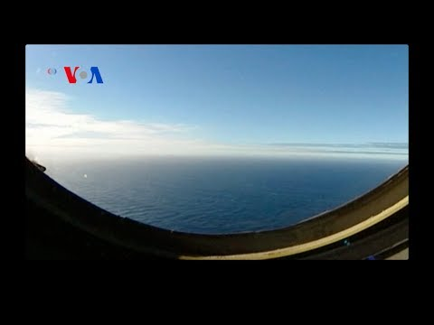 Lost at Sea: How Malaysia Plane Disappeared (VOA On...