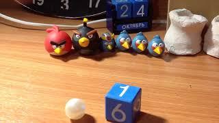 Angry birds звёзды. 2 серия. Арктур.