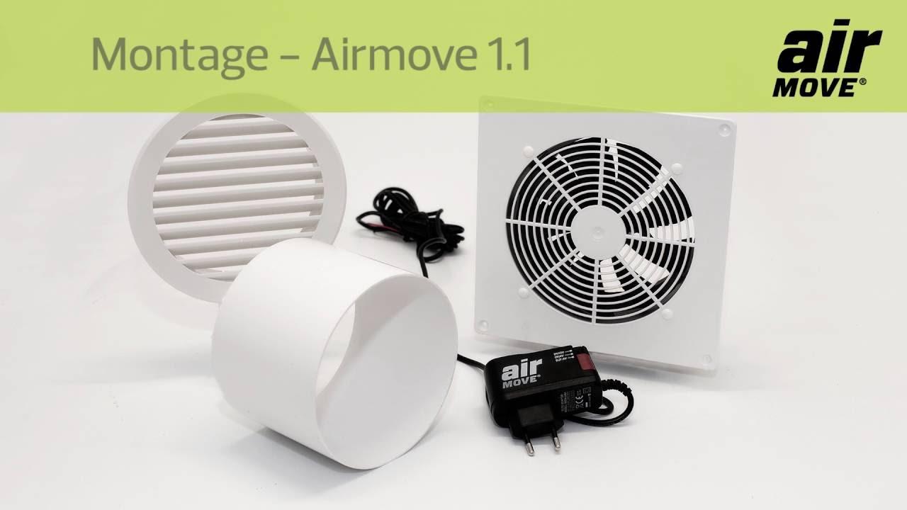 Inredning luftvärmepump kostnad : Montagefilm Airmove 1.1 - YouTube