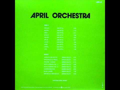 Milpatte Serge Bulot April Orchestra Vol 47