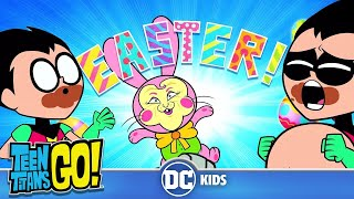 Teen Titans Go! | Easter | DC Kids