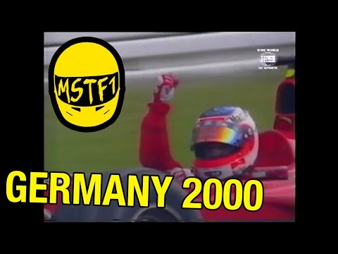 2000 German Grand Prix – Mystery Science Theater F1