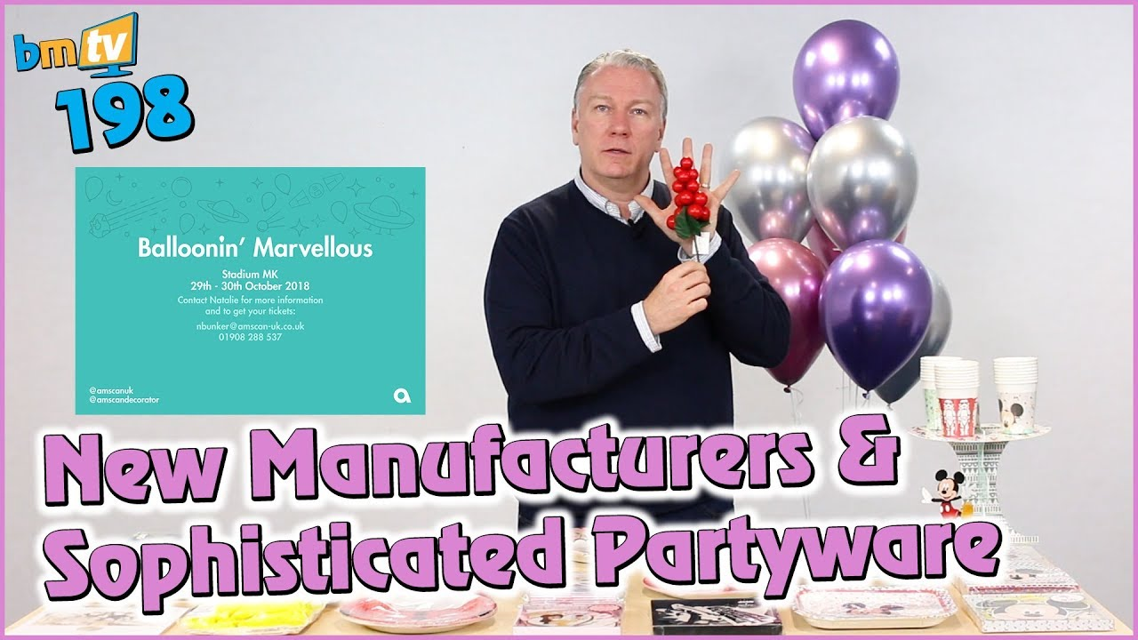 Party Supply Manufacturers
