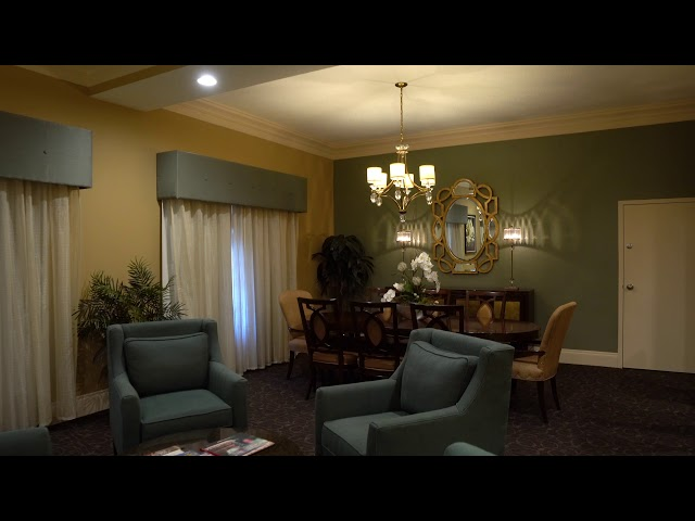 Rosen Plaza Hospitality Suite