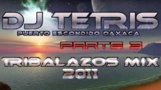 DJ Tetris - Tribalazos Mix 2011 (Parte 3)