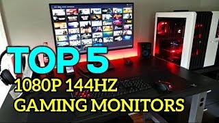 The Best 1080p 144 Hz Gaming Monitor For January 2018