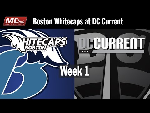 2016 Week 1 - Boston Whitecaps at DC Current