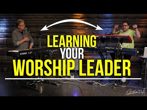 Learning Your Worship Pastor | Worship Keyboard Workshop