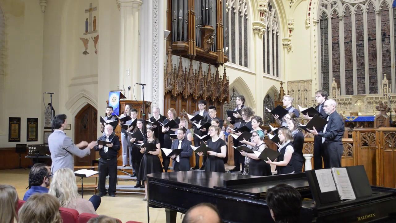 Hamilton Choir Project LIVE | Tabula Rasa - Don Macdonald