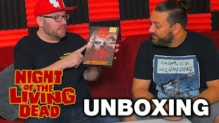 Night of the Living Dead 50th Anniversary Ultimate Box Set Unboxing