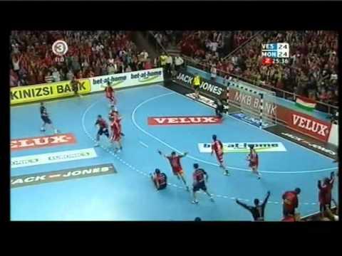MKB Veszprém KC - Montpellier HB