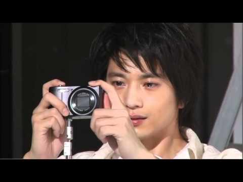 向井理 リコー CM スチル画像。CM動画を再生できます。