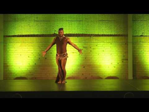 Azad Kaan DENMARK 2020 Oriental Oryantal Dansör Zenne