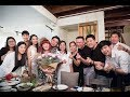 Nadechyaya Join birthday party with their special friends