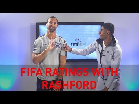RIO & RASHFORD… ON ENGLAND