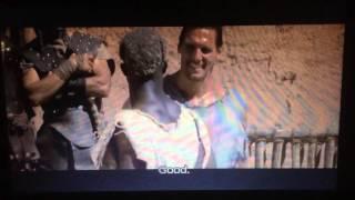 "GLADIATOR - ""I am PROXIMO"" Maximus refuses to fight (English subtitles)"