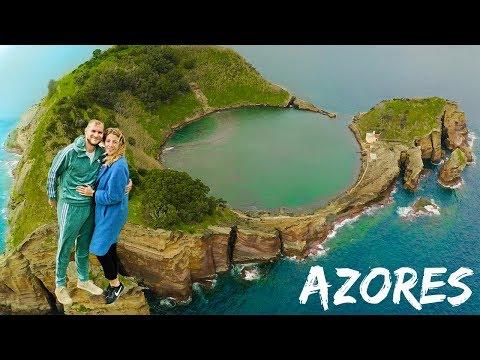 Exploring Beautiful AZORES [ São Miguel ]