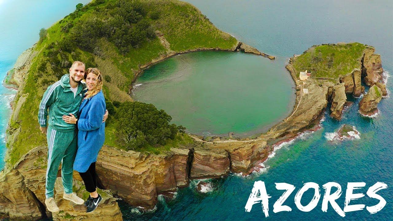 Exploring Beautiful Azores Sao Miguel Youtube