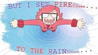 (Pokemon Comic Dub) - Set Fire To The Rain