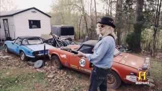 Ролик шоу Американские коллекционеры (30 секунд)