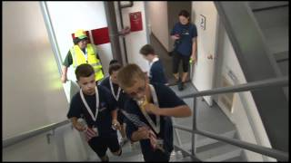 NFFF 9/11 Memorial Stair Climb in Greenbelt, MD