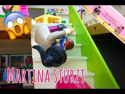Martina stürzt | Playmobilfilm deutsch | City Life | Geschichten für Kinder |  Folge 113