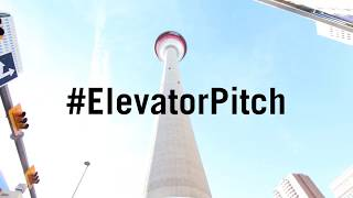 #ElevatorPitch - Corb Lund and Michael Bernard Fitzgerald