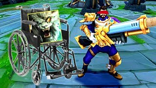 DISABLED Rengar & Graves