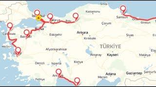 Yandex Navigasyon, Kurban Bayramı tatilinde yola çıkmak için en ideal günleri ve saatleri açıkladı