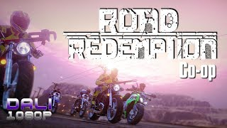 Road Redemption Co-op PC Gameplay 1080p 60fps