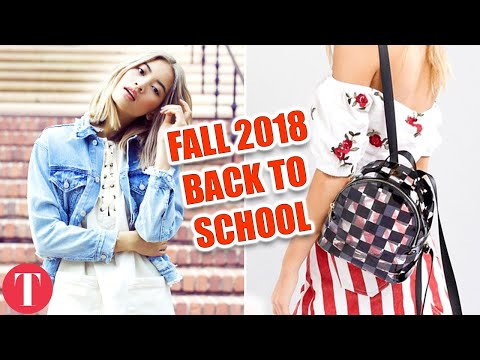 15 Fashion Trends Every Girl Needs For Back To School