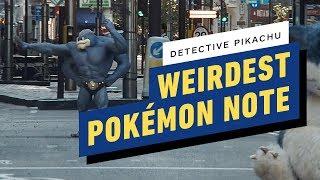 The Weirdest Note Detective Pikachu's Director Got About Pokemon