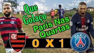 #PSG  #FLAMENGO     PSG X FLAMENGO Champions BR 2020 / Time Francês 🇫🇷 Nas Quartas de final
