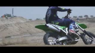 kawasaki liberty motocross team