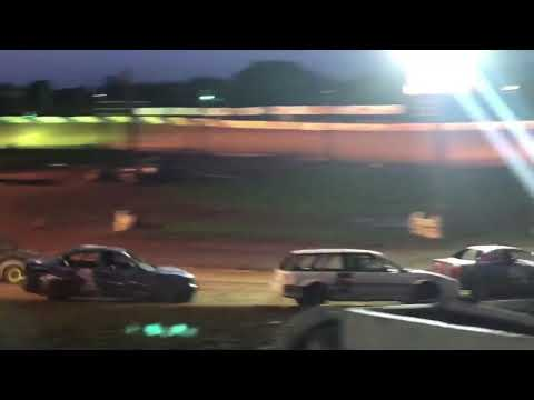Path valley speedway heat race