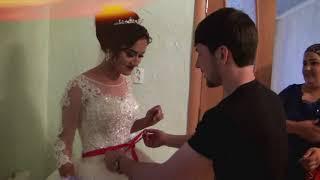Крутая Свадьба в Мерке Эльсавар Милана 15 09 17