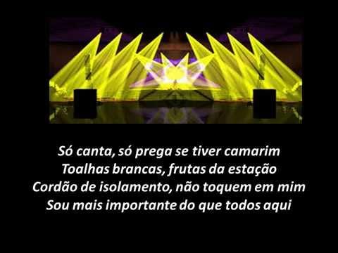 Desce do Palco - Playback- FLORDELIS-Legendado