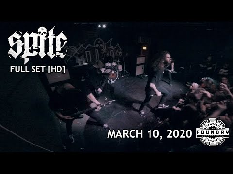Download Spite - Full Set HD - Live at The Foundry Concert Club