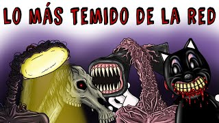 CREEPYPASTAS MÁS TEMIDOS DE LA RED 😱 Draw My Life