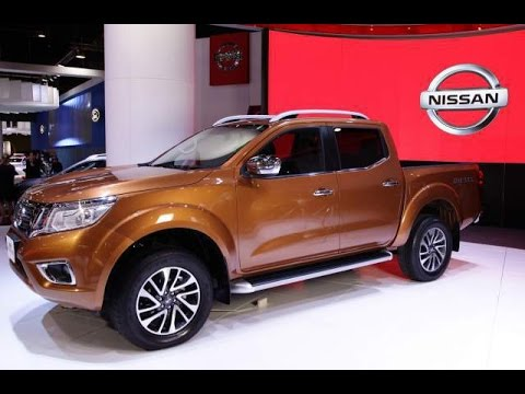 2018 Nissan Frontier Youtube