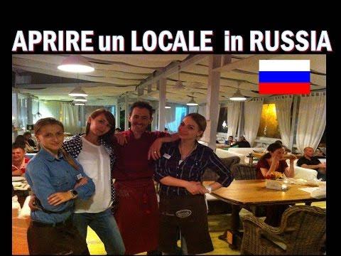 APRIRE UN LOCALE IN RUSSIA !!! (costi , tasse e consigli di chi lo ha gia' fatto)