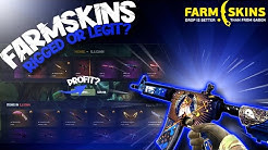 Farmskins Rigged or Legit? (Honest Opening)