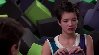 Andi Mack - Jonah Leaves Andi for Going to the Camp - Were on Cloud Ten