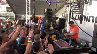 Sean Tyas (FULL LIVE SET) @ Luminosity Beach Festival 18-08-2013