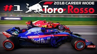 F1 2018 Career Mode
