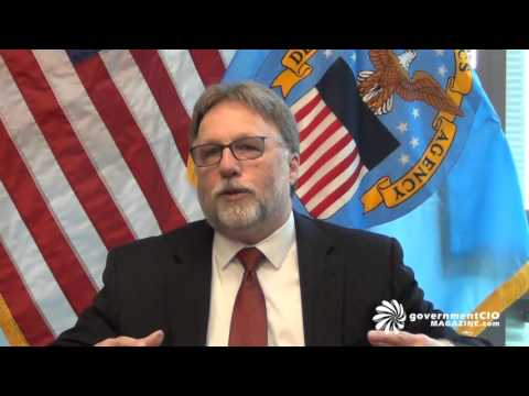 Interview with Bruce Paton, Chief Technology Officer (CTO) of Defense Logistics Agency (DLA), DOD
