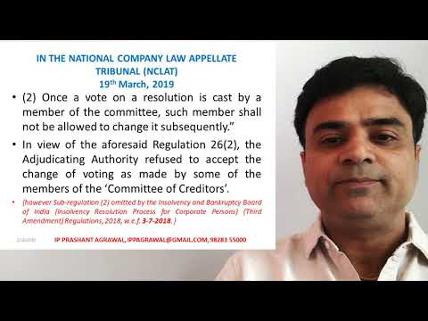 Insolvency and Bankruptcy Code 2016: Case study of Jyoti Structures Limited